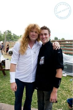 ~DAVE AND JUSTIS MUSTAINE~