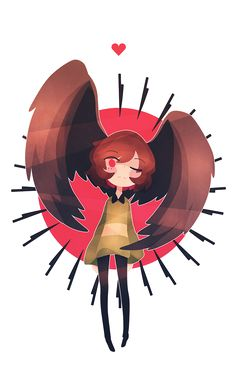Chara, the Angel of Death