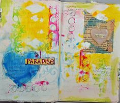 paradise by Kimberly Gruber, via Flickr