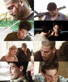 Shane Walsh, The Walking Dead.