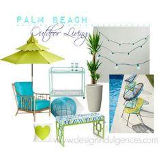 Palm beach outdoor living.