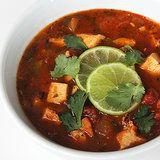 Low-Carb Tortilla Soup