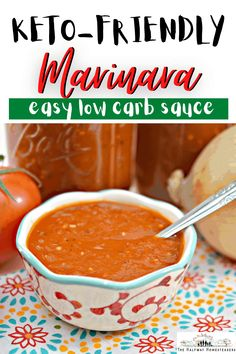 This is the best Keto-Friendly Marinara Sauce. I say this without any bias. If you're looking for a sauce that you can easily make and you and your family are sure to love, this is the perfect addition to any keto diet.Do you love to cook and can? If so, this keto marinara sauce also can be canned and preserved! I share how to do that too inside this recipe! Marinara Sauce, Easy Delicious Recipes, Yummy Food, Healthy Recipes, Easy Family Dinners, Family Meals, Keto, Have Time, Cooking