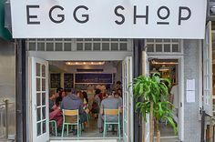 Breaking a Few Rules at the Lower East Side's Egg Shop
