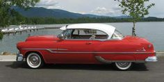 1953 Pontiac Star Chief Catalina Custom Coupe...General motors competition for Chrysler's Dodge.