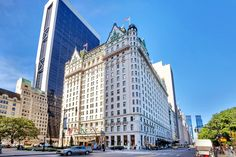 Own a beautiful unit at The Plaza Hotel. High rate of return. Historical rental income/expense report available upon request.Perched on the corner of Fifth A...