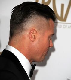 I am trying to grow my hair out like this right now....it stays in army regs and looks cool as hell.