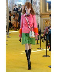 Gucci : Tonalità brillanti per il nuovo ready-to-wear – Gglam.it