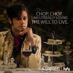 The Magicians, Elliot