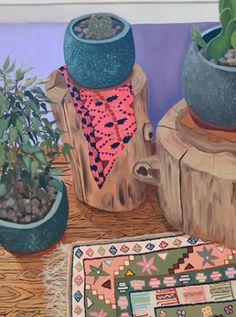 Weekly Roundup 1.11: Anna Valdez Still Life Paintings
