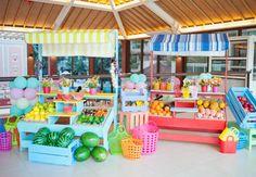 Festa infantil Pâtisserie ou dos doces - Bebê.com.br