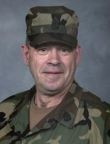 Sgt. Maj. Dennis L. Tellock  Age: 59 Hometown:  Wyoming, Minnesota Task Force Falcon, Multi-National Brigade - North Died September 20, 2003 in Bosnia-Herzegovina