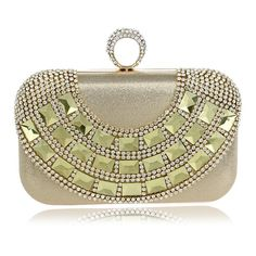 Find More Evening Bags Information about 2015 Ladies Women Evening Bags Finger Ring Crystal Day Clutch Full Diamonds Mini Purse Bag With Chains Shoulder Bag B893,High Quality Evening Bags from The Sunny Day on Aliexpress.com