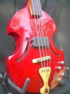 MCD bass by Bruce Hernandez