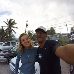 #fbf to when Chelsea Tuach was here at home shredding. Today she will probably make her debut on the world stage. The first event of the WSL 2016 World Championship Tour at Snapper Rocks in Australia. She will be surfing against 3 time World Champion Carissa Moore. Deep bottom turns and attack the lip! #GoChelsea #wsl  #wct #debut #rookie #snapperrocks #bajan #gopro #chelseatuach #roxy #respect by learntosurfbarbados
