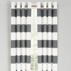 Found it at Wayfair - Nautica Cabana Stripe Drape Curtain Panel