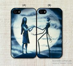 The Nightmare Before Christmas Sally and Jack by SuperStarVoyage