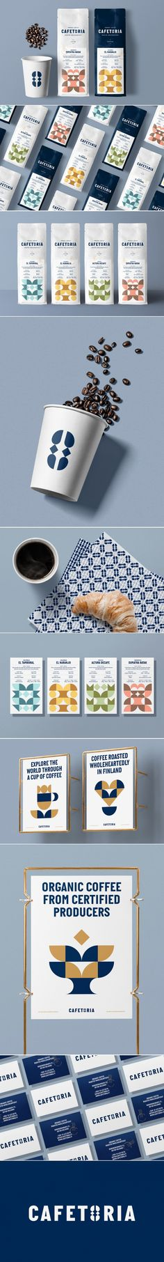 Latin American and Scandinavian Elements Come Together In This Coffee Packaging — The Dieline | Packaging & Branding Design & Innovation News