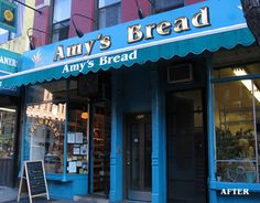 Amy's Bread - Hell's Kitchen // 672 Ave (btw & St) Chelsea Market // 75 Ave (btw & St) The Village // 250 Bleecker Str (at Leroy St) Best Bakery, Bakery Cafe, Parisian Breakfast, Lunch Places, Lemon And Coconut Cake, Kitchen New York, York Restaurants, Fruit Stands, Hells Kitchen