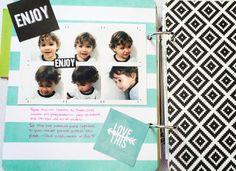 Cómo hacer fotos carnet en casa, ve más en nuestro blog http://vivescrapbook.com/como-hacer-fotos-carnet/