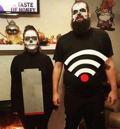 y los dos disfraces ms terrorficos de halloween han sidou