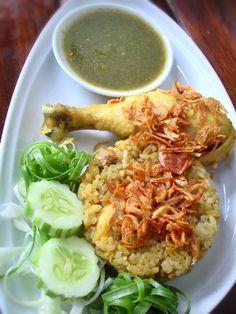 Bloggang.com : บ่งบ๊ง : ✿พาเข้าครัวแขก-ข้าวหมกไก่แบบแขก ๆ✿ Thai Recipes, Asian Recipes, Cooking Recipes, Thai Dishes, Food Dishes, Authentic Thai Food, Best Thai Food, Hotel Food, Food Goals