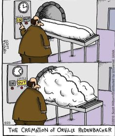 Orville Redenbacher...     - 'The Argyle Sweater' by Scott Hilburn;  6/23/10      ...I should't have laughed, but I did...!!!