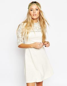 ASOS Skater Dress wi