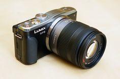 Panasonic lumix gf6 1