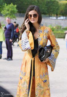 The Kimono-coat: Peony Lim