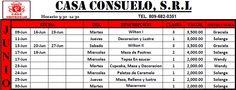 Cursos Junio 2015 - Casa Consuelo