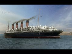 Rms Mauretania, Steamboats, Steamers, Ways To Travel, Tall Ships, Cruises, Titanic, Vintage Travel, Golden Age