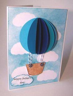 5 tarjetas del Día del Padre ¡originales - Real Tutorial and Ideas Fathers Day Crafts, Happy Fathers Day, Diy And Crafts, Crafts For Kids, Paper Crafts, Tarjetas Diy, Karten Diy, Dad Day, Card Tags