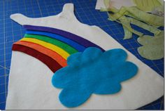 disfraz de arcoiris y sol (1)