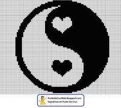 Peace Love Punto De Cruz. www.puntodecruzweb.blogspot.com