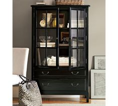 Pottery Barn's expertly crafted collections offer a widerange of stylish indoor and outdoor furniture, accessories, decor and more, for every room in your home. Pottery Barn Bookcase, Reclaimed Wood Bookcase, Pottery Barn Office, Shelf Design, High Quality Furniture, Furniture Makeover, Living Room Furniture, Cabinet Furniture, Kitchen Furniture