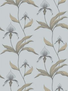 Orchid is taken from Cole and Son's Contemporary Collection wallpaper collection.