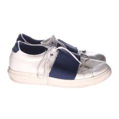 Aldo, Sneakers, Strl: 42,5, Vit/Blå