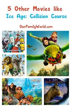 Awesome Movies to watch: Movies Like Ice Age: Collision Course OurFamilyWorld Check more at http://kinoman.top/pin/10626/