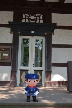 Meine ehemalige Residenz von 1744 und 1746: Das Logierhaus von Dr. Seip!