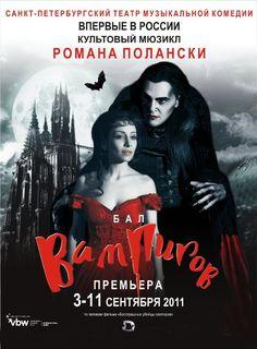 Tanz Der Vampire: Poster