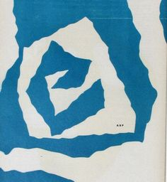 HANS ARP 1887-1966 DERRIERE LE MIROIR 33 PUBBLICATO A PARIS 1950 MAEGHT EDITEUR