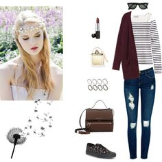 """""""spring style"""" by annietheou on Polyvore"""