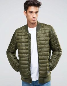 3839d82254755 Discover men s jackets and winter coats with ASOS. Shop from a range of  lengths   styles including faux fur