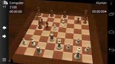 Mobialia Chess: 3D view, online playing, unlimited undo/redo, customizable board setup, etc.