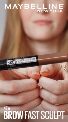Feb 2020 - Color, tame, and shape brows fast! Try the NEW Brow Fast Sculpt for natural-looking brows! Makeup Hacks Videos, Makeup Tips, Dupes, Beauty Secrets, Beauty Hacks, Beauty Skin, Health And Beauty, 3d Prints, Skin Makeup