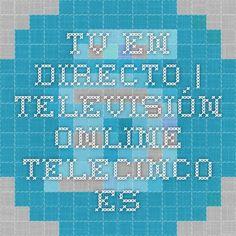 TV EN DIRECTO   Televisión online - TELECINCO.ES