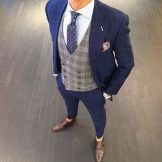 """995 Likes, 8 Comments - Dapperly Done ♠️♠️♠️ (@dapperlydone) on Instagram: """"Style by @lupi_alessandro"""""""