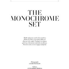 The Monochrome Set ❤ liked on Polyvore featuring text, words, magazine, backgrounds, articles, quotes, fillers, headlines, saying and phrase