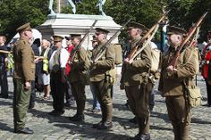 """WW1 .. Liverpool """"Pals"""" Remembered"""